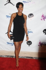 Celebrity arrivals for the 2008 Black Girls Rock Awards